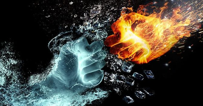 Grudge Match Revisited - Ice or Heat For Aches & Pains? image
