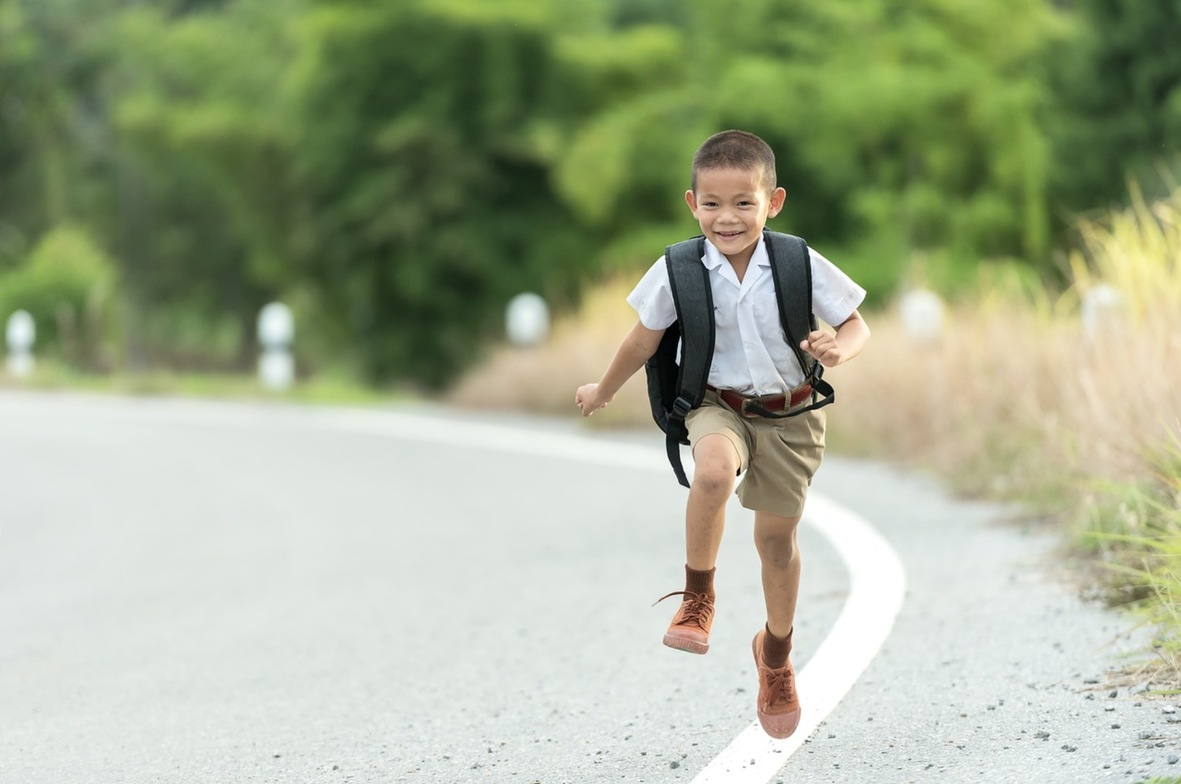 backpack safety amarillo, amarillo backpack, back to school, how to use backpack properly