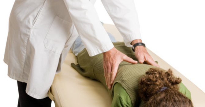 Chiropractic Manipulation Discussed By Amarillo Chiropractic Clinic image