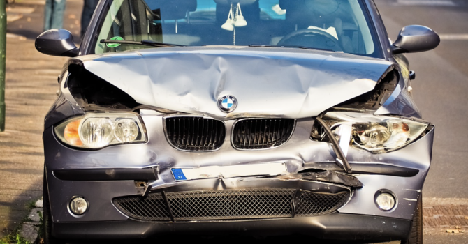 What It Costs For Treatment If You're In A Car Wreck