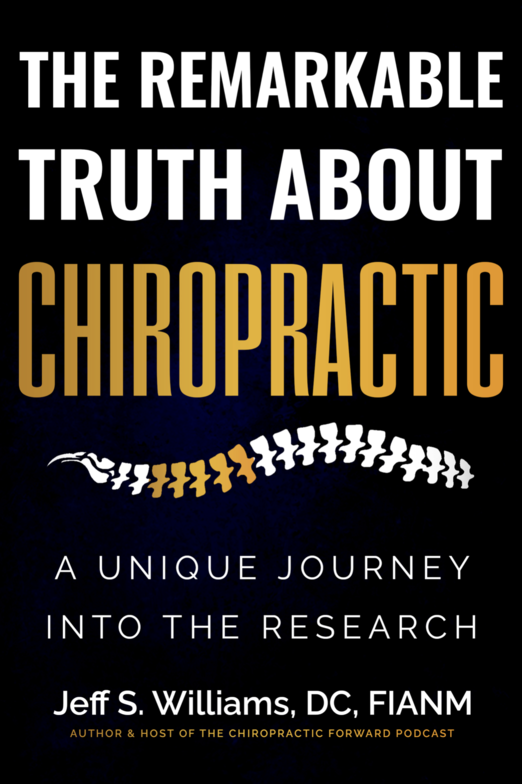 chiropractic research book, research book on chiropractic